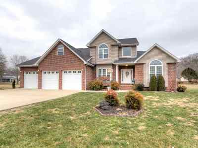 Barboursville Single Family Home For Sale: 628 Greenfield Lane