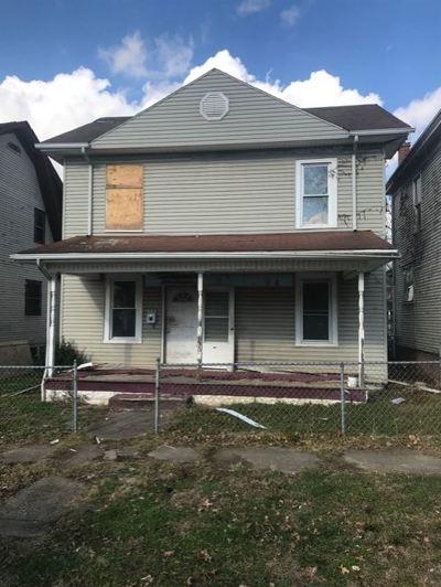 Huntington Single Family Home For Sale: 1810 12th Avenue