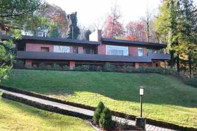 Huntington Single Family Home For Sale: 701 S Blvd