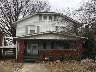 Huntington Single Family Home For Sale: 2723 1st Avenue
