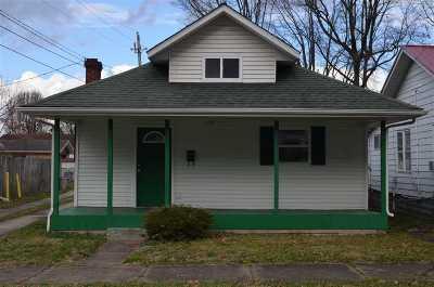Huntington Single Family Home For Sale: 2926 7th Avenue