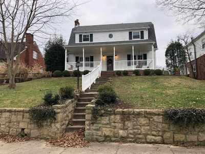 Huntington Single Family Home For Sale: 2009 N. Englewood Drive