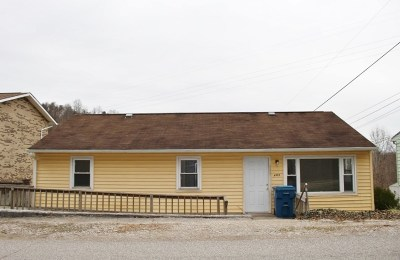 Huntington Single Family Home For Sale: 4505 Darnell Road