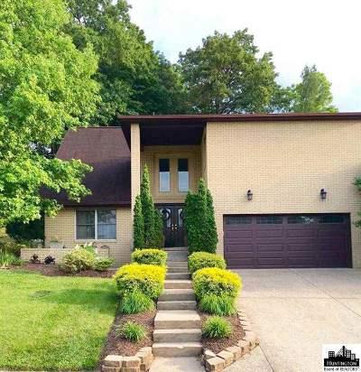 Huntington Single Family Home For Sale: 701 Oxford Drive