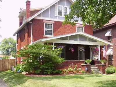 Huntington Single Family Home For Sale: 502 10th Avenue