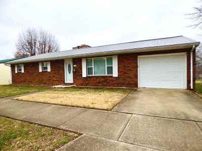 Ironton Single Family Home For Sale: 308 N 4th Street