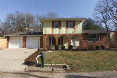Huntington Single Family Home For Sale: 1575 Arnold Court