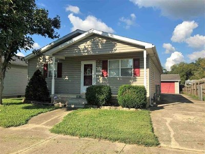 Ironton Single Family Home For Sale: 1019 North 3rd Street