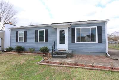 Barboursville Single Family Home For Sale: 123 Martin Drive