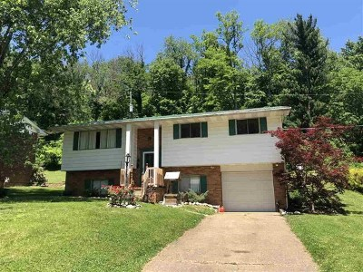 Chesapeake Single Family Home For Sale: 150 Township Road 1202