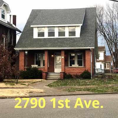 Huntington Single Family Home For Sale: 2790 1st Avenue