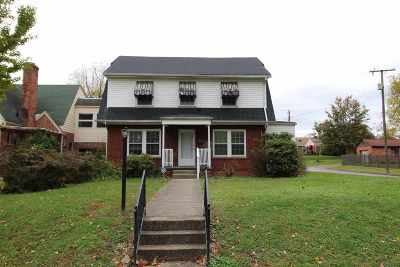 Huntington Single Family Home For Sale: 404 W 11th Ave