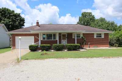Proctorville Single Family Home For Sale: 327 Township Road 1057