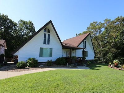 Kitts Hill Single Family Home For Sale: 1948 County Road 182