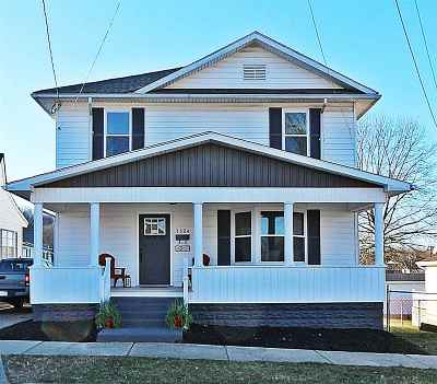 Barboursville Single Family Home For Sale: 1324 Central Ave