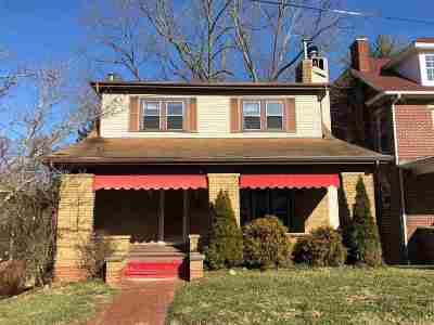 Huntington Single Family Home For Sale: 1710 Crestmont Drive