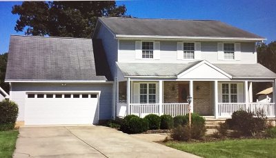 Chesapeake Single Family Home For Sale: 94 Township Road 1483