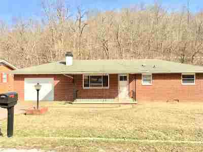 Chesapeake Single Family Home For Sale: 260 Township Road 1119