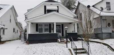Huntington Single Family Home For Sale: 264 S Walnut St