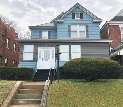 Huntington Single Family Home For Sale: 343 5th Avenue