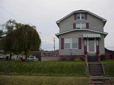 Kenova Single Family Home For Sale: 1802 Poplar Street