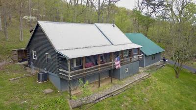 Chesapeake Single Family Home For Sale: 546 County Road 115