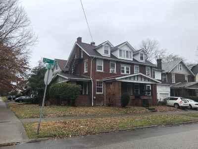 Huntington WV Multi Family Home For Sale: $145,000