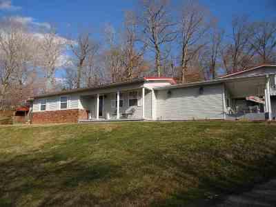 Kenova Single Family Home For Sale: 239 Springbrook Drive