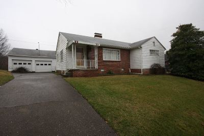Huntington WV Single Family Home For Sale: $89,900