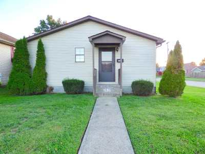 Ironton Multi Family Home For Sale: 2606 S 9th Street