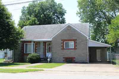 Barboursville Single Family Home For Sale: 1130 McClung Avenue