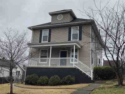 Ashland Single Family Home For Sale: 2648 Newman St.