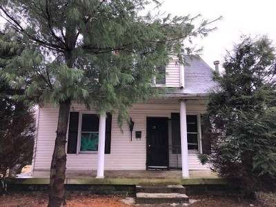 Ironton Single Family Home For Sale: 1318 South 10th
