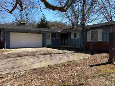 Ironton Single Family Home For Sale: 1010 Kemp Lane