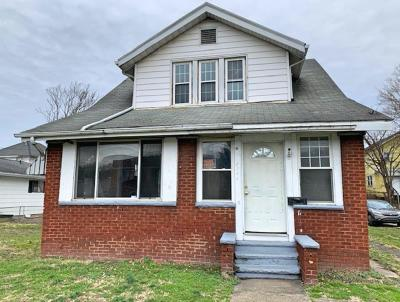 Huntington WV Single Family Home For Sale: $59,000