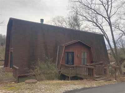 Huntington WV Single Family Home For Sale: $39,000