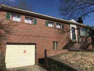 Huntington WV Single Family Home For Sale: $159,000