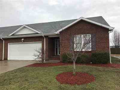 Proctorville Single Family Home For Sale: 113 Private Drive 203