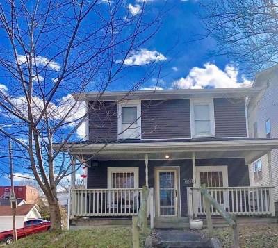 Huntington WV Single Family Home For Sale: $49,900