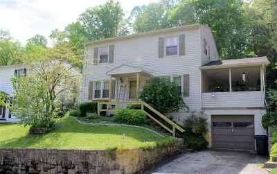 Huntington WV Single Family Home For Sale: $119,900