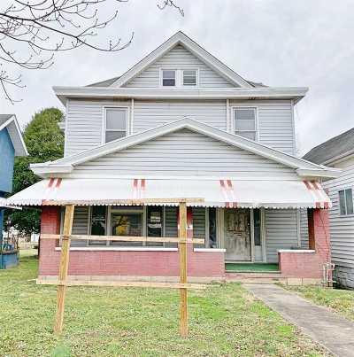 Huntington WV Single Family Home For Sale: $49,000