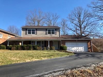 Huntington Single Family Home For Sale: 159 Honeysuckle Lane