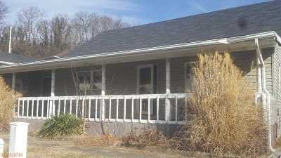 Ironton Single Family Home For Sale: 409 Lane St
