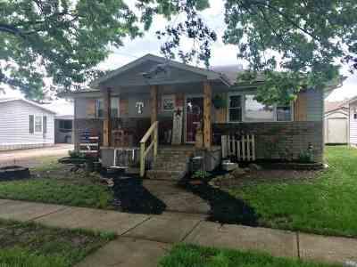 Kenova Single Family Home For Sale: 1305 Walnut Street