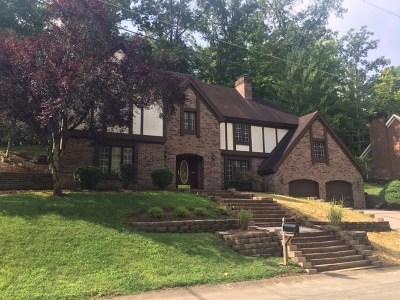 Huntington Single Family Home For Sale: 325 Wood Lomond Way