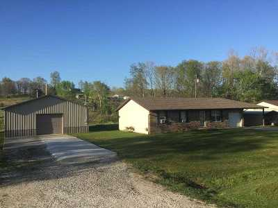 Ironton Single Family Home For Sale: 1129 County Road 26