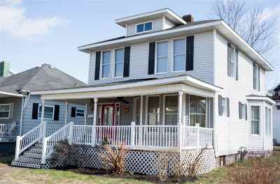 Ironton Single Family Home For Sale: 1625 S 4th Street