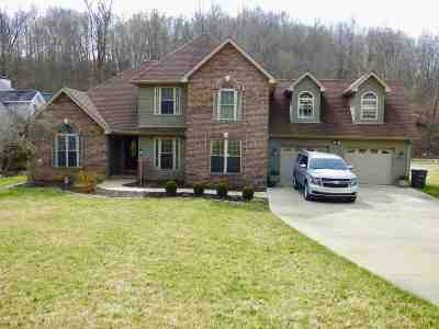Ashland Single Family Home For Sale: 2510 Rockhouse Road