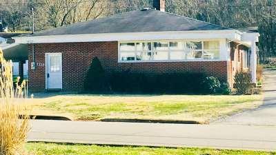 Barboursville Single Family Home For Sale: 1237 Blake Street