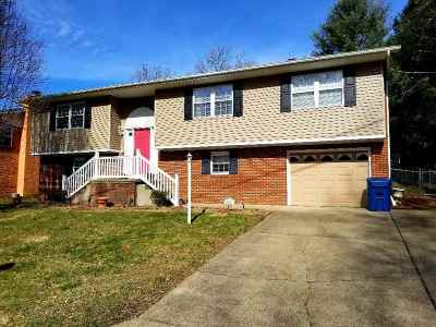 Milton Single Family Home For Sale: 1118 Scenic Drive